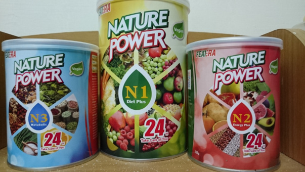 bộ Nature Power của Featera 3H Global có tốt không