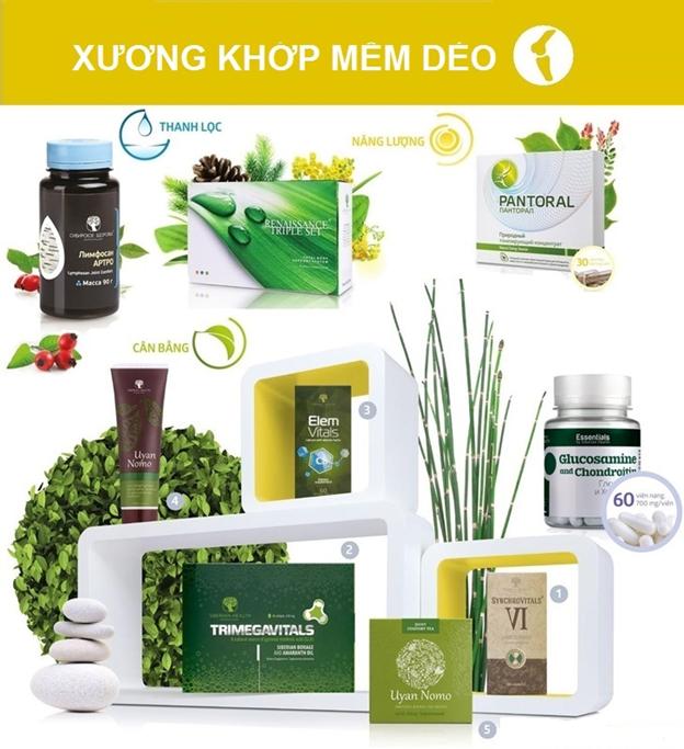 Phanh phui sản phẩm Siberian Health lừa đảo