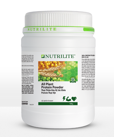 Bán All Plant Protein Power Nutrilite Protein của Amway Giá Rẻ Tại TPHCM