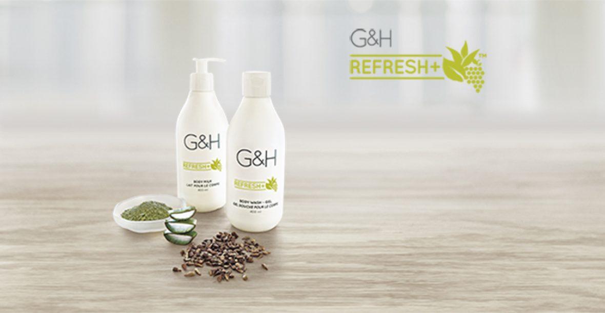 Sữa dưỡng thể Amway G&H Refresh+ (400 ML) Review – Bình Luận