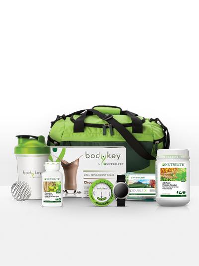 Bộ Khởi Động BodyKey 2.0 Nutrilife Amway Quản Lý Cân Nặng