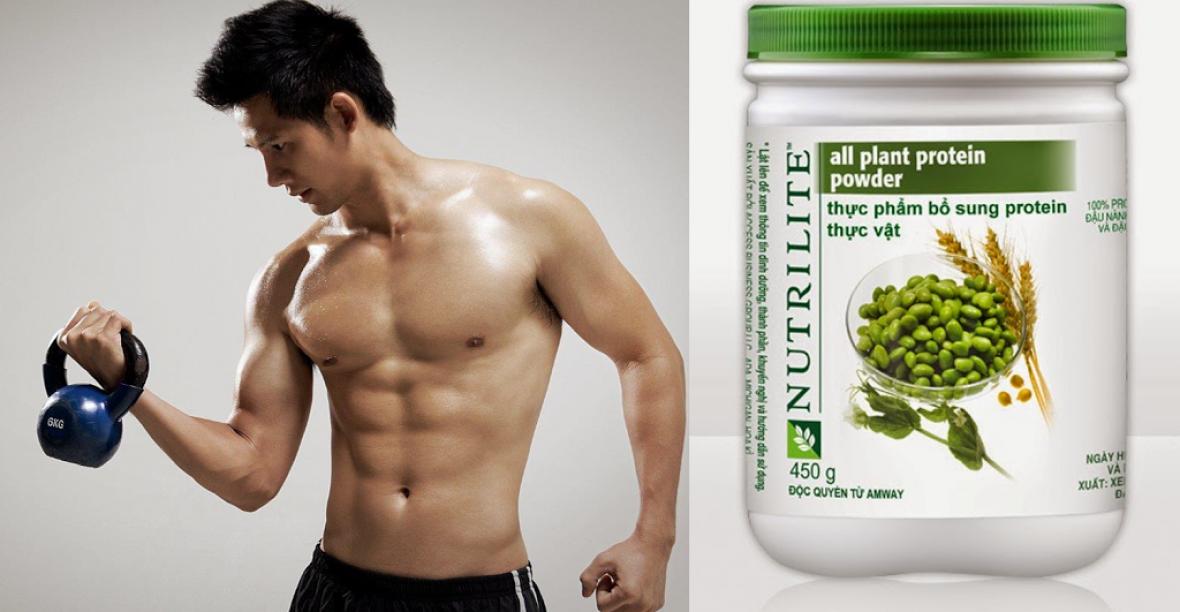 Cách Sử Dụng Nutrilite Protein Amway Tăng Cân Hiệu Quả Nhất