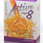 Nutrilite Active 8 Cam Bột Amway