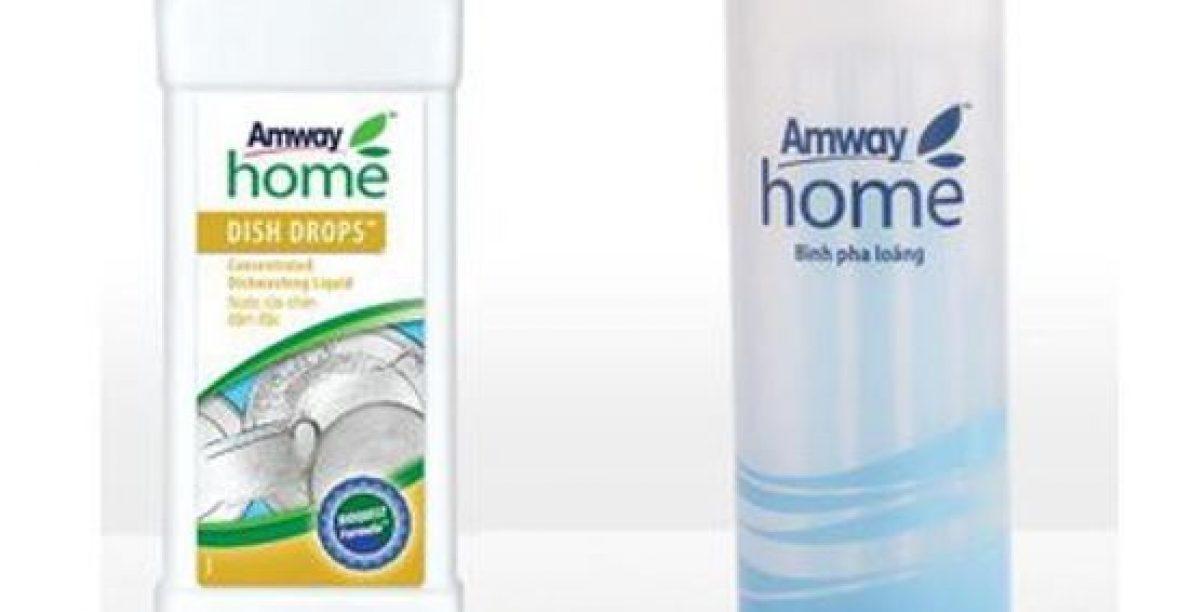 Mua Bán Nước Rửa Chén Bát Amway Dish Drops Giá Rẻ Tại TpHCM