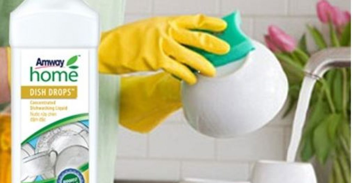 Nước Rửa Chén Amway Dish Drops Có Tốt Không ? Giá Bán Bao Nhiêu Tiền ?