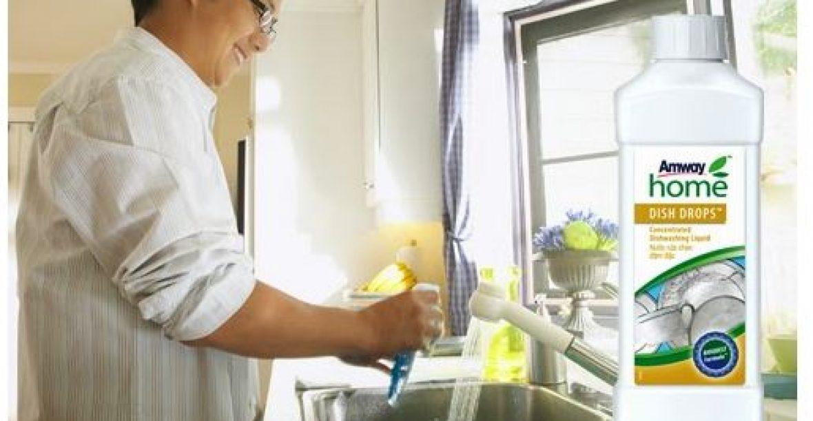 Cách Pha Nước Rửa Chén Bát Amway Dish Drops Tiết Kiệm, Hiệu Quả Nhất