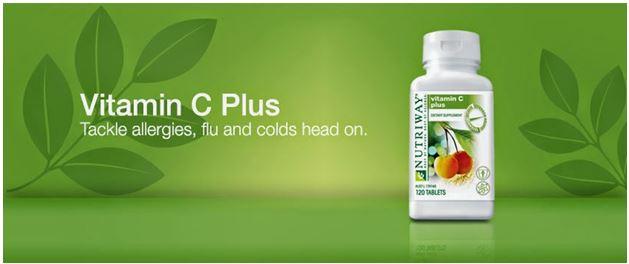 Demo Minh Họa Sản Phẩm Vitamin C Amway Nutrilite Bio C Plus Chống Oxy Hóa