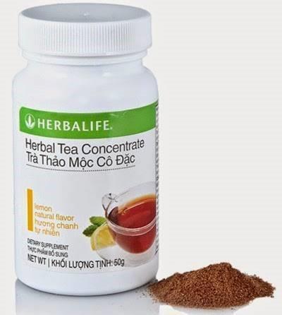 Trà Thảo Mộc Cô Đặc Herbalife Tea Concentrate Hương Truyền Thống