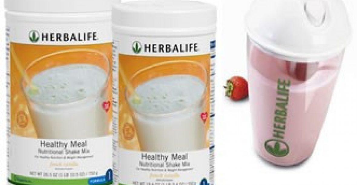 Hướng Dẫn Cách Sử Dụng Sữa Giảm Cân Herbalife Formula 1 healthy meal