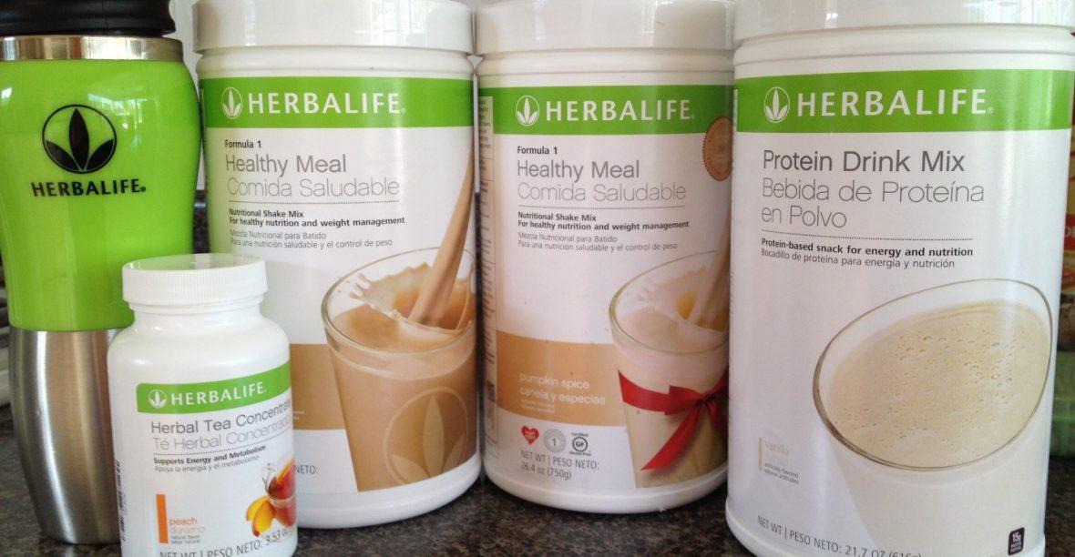 Uống Sữa Giảm Cân Herbalife Formula 1 healthy meal Có Giảm Cân Không?