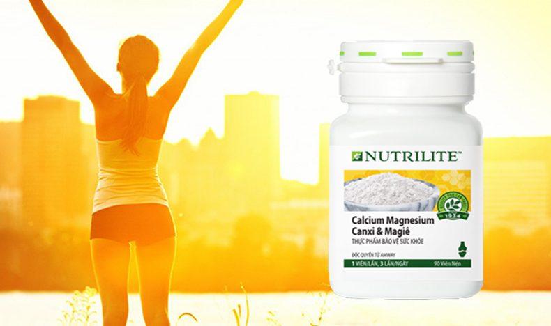 Cảm nhận về Viên Canxi Amway Nutrilite Calcium Magnesium Canxi & Magie Từ người tiêu dùng