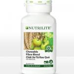 Nutrilite Chewable Fibre Blend Chất Xơ Amway Từ Rau Quả