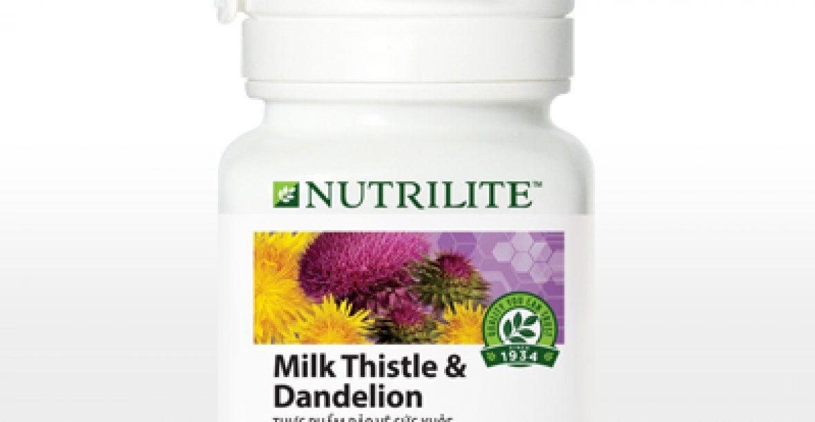 Bảo Vệ Gan Amway Nutrilite Milk Thistle & Danelion Giá Bao Nhiêu Tiền?