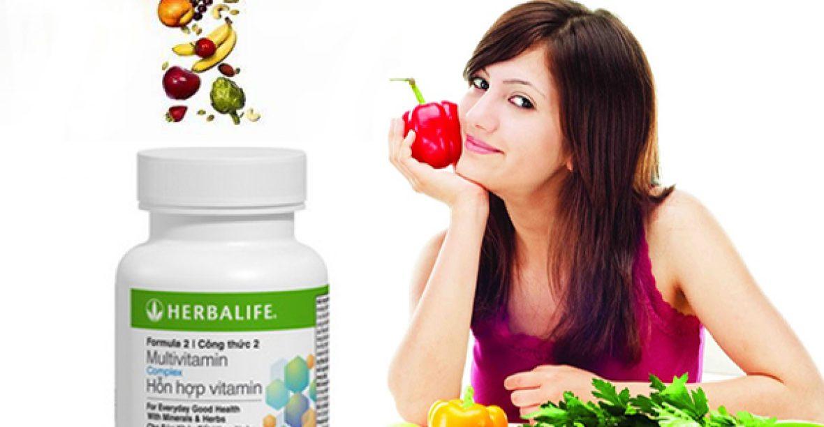 Hỗn hợp Vitamin khoáng chất Multivitamin Herbalife Giá Bao Nhiêu Tiền?