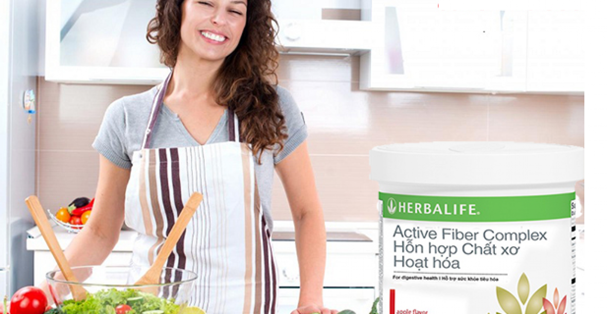 Chất Xơ Herbalife Active Fiber Complex Có Tốt Không?