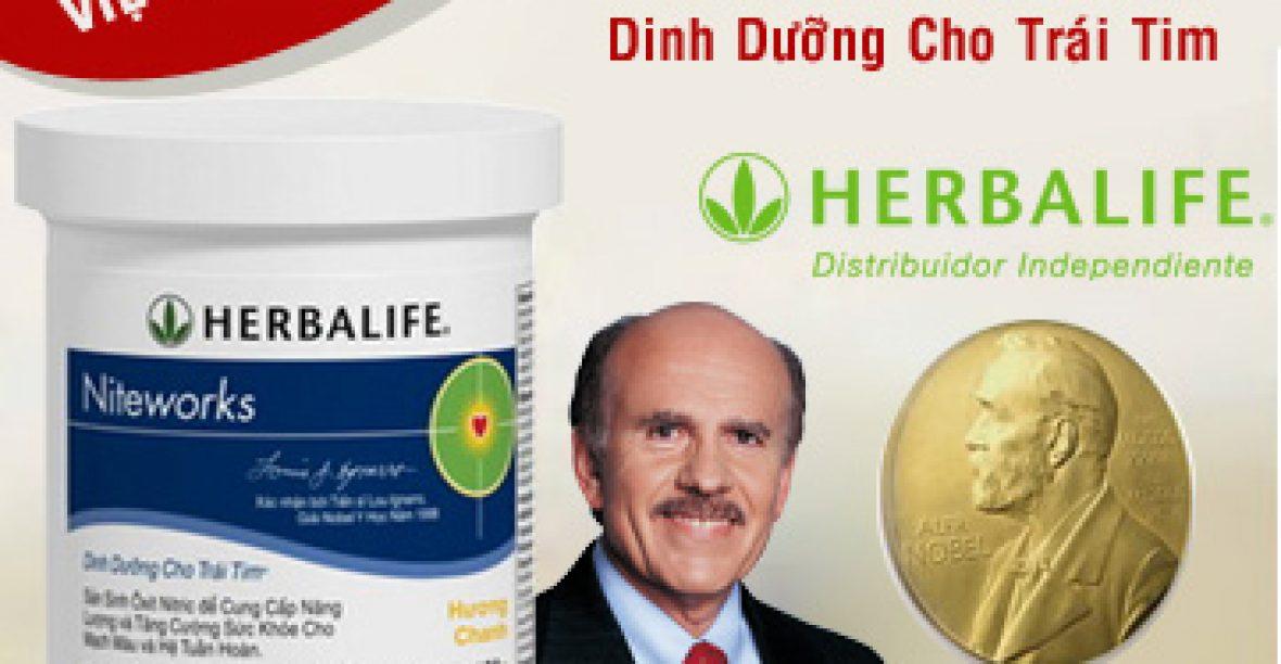 Herbalife Niteworks bán ở đâu?