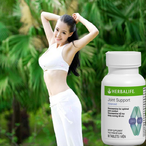 Glucosamine Herbalife Joint Support Advanced có tốt không?