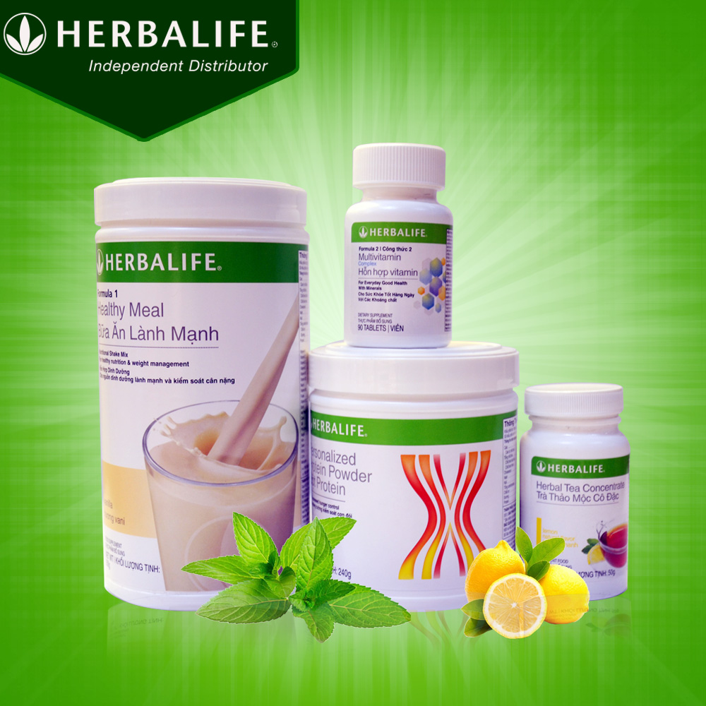 tác dụng của sữa bột Protein Herbalife cho người tập Gym