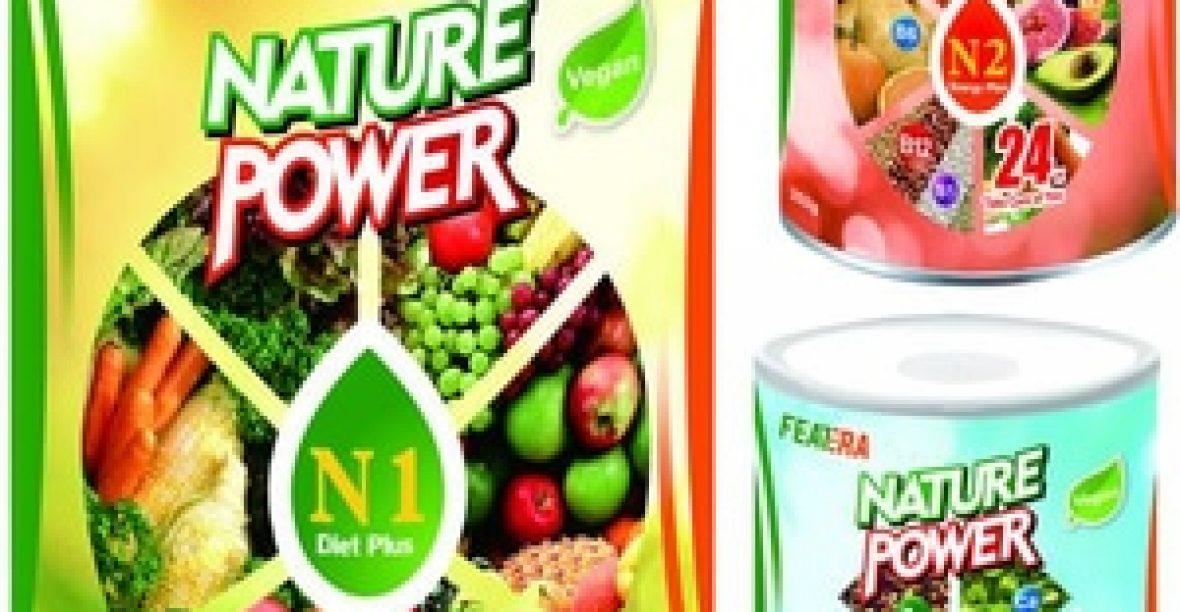 Bộ Nature Power Dinh Dưỡng Toàn Diện Cho Tế Bào và Máu