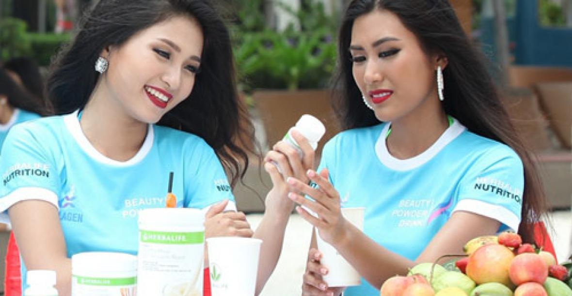 Thực phẩm bổ sung Herbalife Beauty Powder Drink giá bao nhiêu tiền ?
