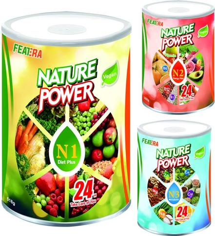 Bộ Nature Power của Featera 3H Global Bán ở đâu giá rẻ nhất?
