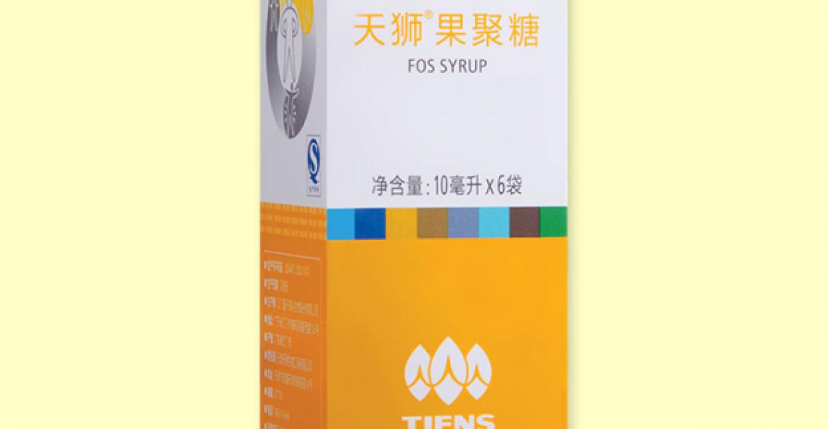 Hỗ trợ tiêu hóa Tianshi Fos Syrup Tiens – Thiên Sư