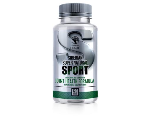 Siberian supernatural sport Glucosamine and Chondroitin Sụn Khớp Xương Khỏe Mạnh