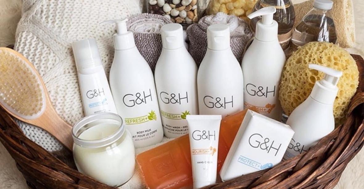 Sữa Tắm Dưỡng Ẩm Dạng Kem G&H Nourish+ Body Wash Gel Douche (400ml)