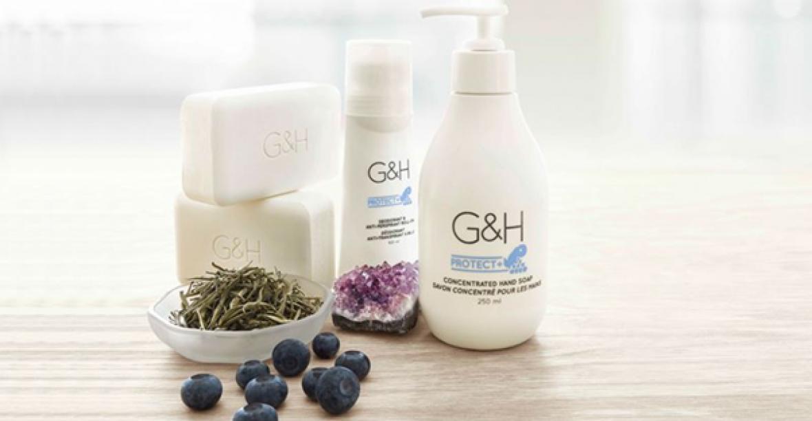 Bạn Đã Biết Cách Sử Dụng Lăn Khử Mùi Amway G&H Protect+ Chưa?