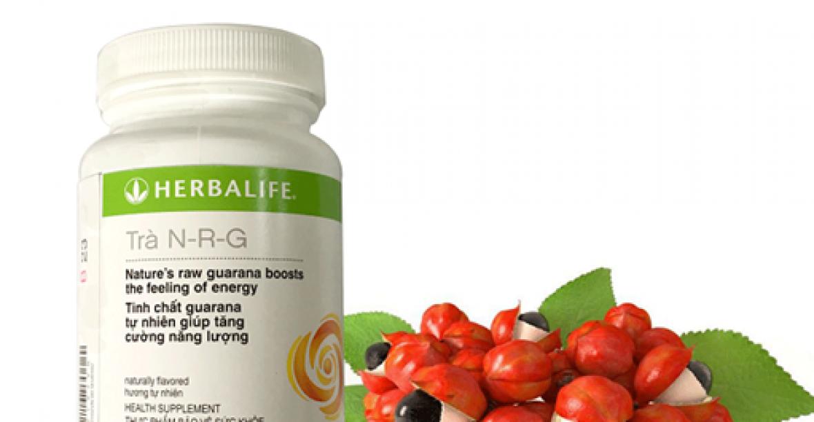 Công dụng & tác dụng của Trà N-R-G Herbalife mang lại cho sức khỏe như thế nào, bạn có biết?