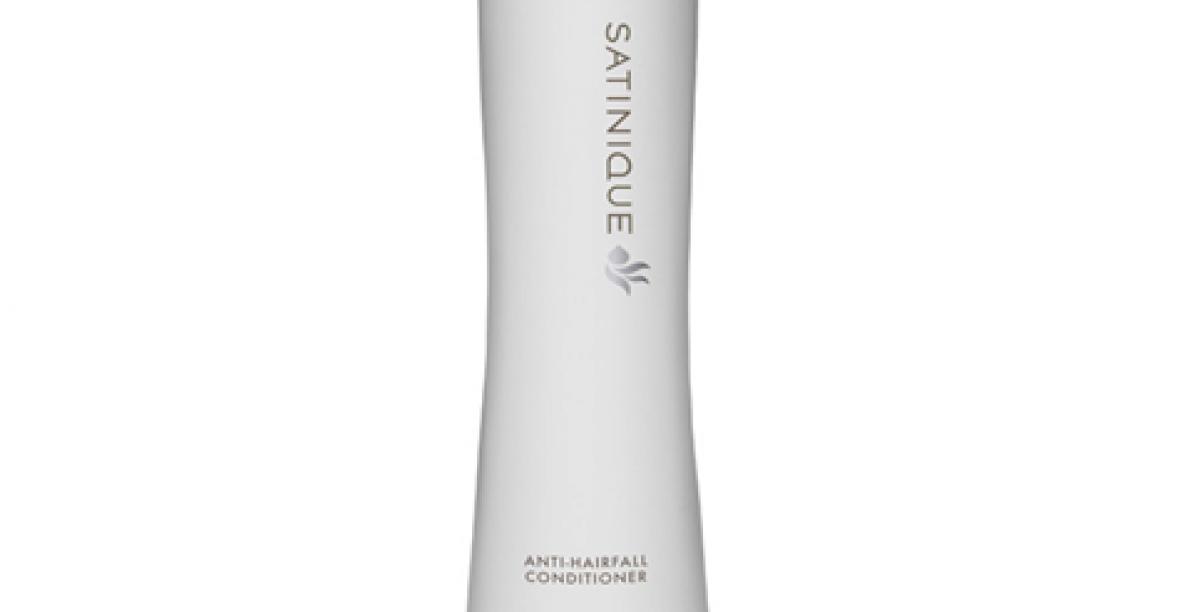 Dầu xả giúp giảm rụng tóc Amway Satinique Anti Hairfall Conditioner 280ml có tốt không?