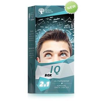 Thực phẩm bảo vệ sức khỏe IQ Box – Hỗ trợ hoạt động não tối ưu!