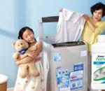 Cách sử dụng nước giặt Amway Home SA8 có kết quả cao