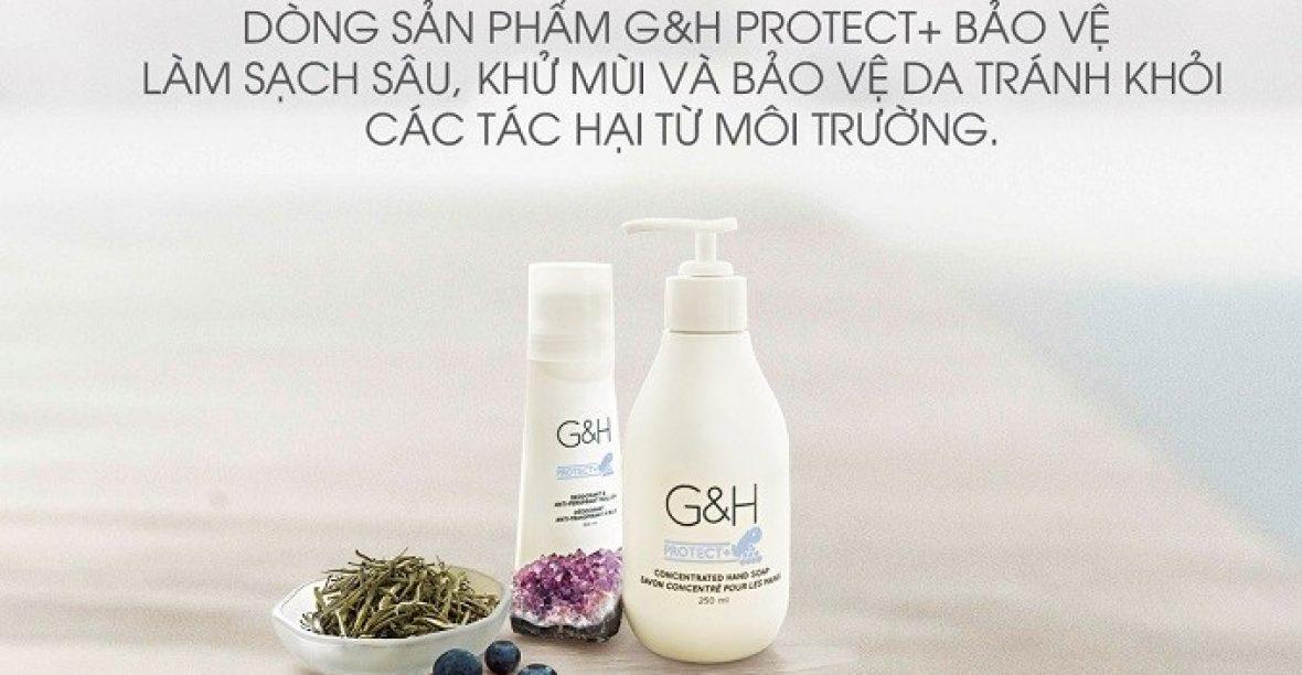 Lăn Nách Amway G&H Protect+ (100 ml) Bán Ở Đâu Giá Rẻ?