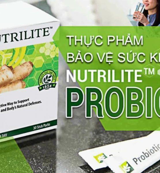 10 CÂU HỎI THƯỜNG GẶP THỰC PHẨM BẢO VỆ SỨC KHỎE NUTRILITETM PROBIOTIC