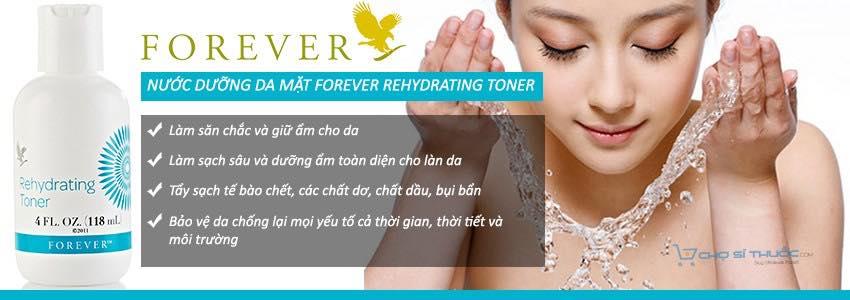 Nước thơm dưỡng da mặt Rehydrating Toner 338 Flp Có Tốt Không?